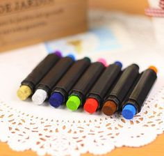 Hey, I found this really awesome Etsy listing at https://www.etsy.com/listing/217676613/7-pcs-korea-stamps-partner-diy-tools