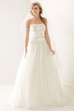Melissa Sweet for David's Bridal Style MS251057