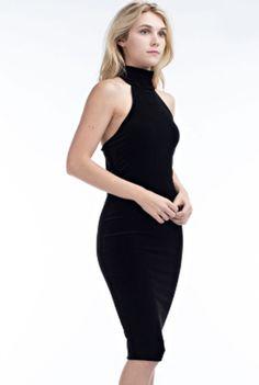 'Basic Instinct' Cocktail Dress