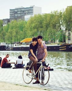 need to learn how to ride a bicycle...