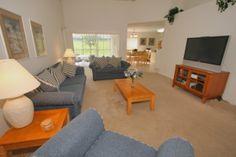 Moody Villa Florida. Calabay Parc. Florida Villas, Couch, Furniture, Home Decor, Settee, Decoration Home, Sofa, Room Decor, Home Furnishings
