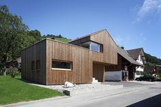 Berchtold Holzbau - Referenzen - Haus Handke