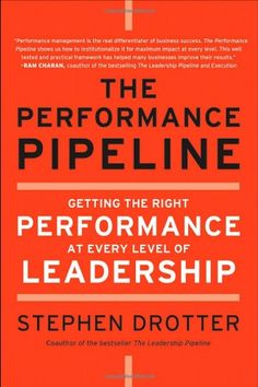 2.4 - Nothing new from it's predecessor, The Leadership Pipeline. Next step is exit.