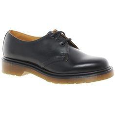 Dr Martens 1461 Classic Black Flat Shoes