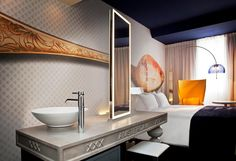 IVANKA Factory & Design Services | projects - Hyatt Hotel Amsterdam by Marcel Wanders