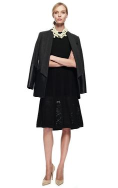 A.L.C. Compact Mesh Skirt by A.L.C. for Preorder on Moda Operandi