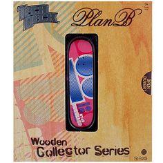 Tech Deck Wooden Collector Series [Ryan Sheckler - Plan B]