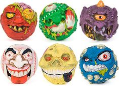 Mad Balls why did I used to think these were so cool?