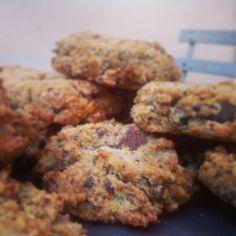 cookies choco-noisette sans gluten