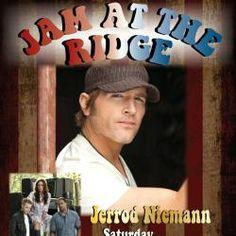 Jerrod Niemann Girlfriend | Jerrod Niemann Special Guest The Farm Inc. in Le Roy, NY - Aug 24 ...
