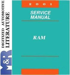 2001 Dodge Ram BR BE 1500 , 2500 , 3500 Service Manual  Why you must choose DOWNLOAD