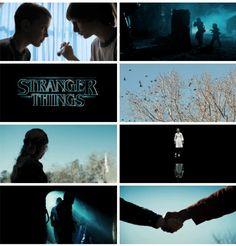 Stranger Things : Blue