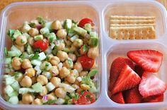Plenty of healthy, easy lunch ideas!