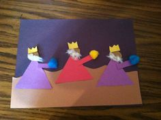 The Wise Men's Story Bible Craft - Children's Bible Activities Jesus Crafts, Bible Crafts For Kids, Preschool Bible, Bible Activities, Preschool Crafts, Sunday School Activities, Sunday School Lessons, Sunday School Crafts, Preschool Christmas