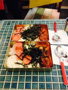Korean Lunch Box in memory~