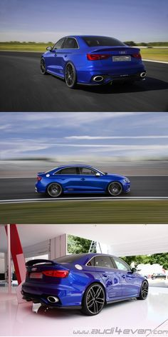 Audi RS3 ... I'd buy one!