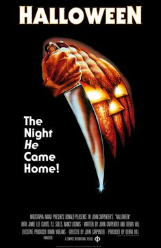 In this article, we'll be going into detail about the history of Michael Myers, his appearances in the original movies and how he became one of the icons of horror films. art Michael Myers: The Horror of Halloween - Scare Street Horror Movie Posters, Best Horror Movies, Classic Horror Movies, Scary Movies, Film Posters, Terror Movies, Awesome Movies, Band Posters, Original Halloween Movie