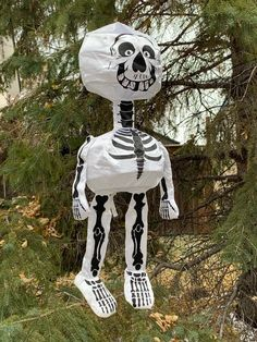 Halloween 👻 - So I Was Thinking Skeleton Decorations, Halloween Decorations, Ghost Cat, How To Find Out, This Or That Questions, Halloween Art