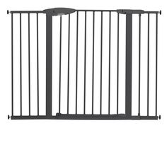 Munchkin Easy-Close Extra Tall and Wide Metal Gate, Dark Grey >>> Startling review available here  : Dog gates