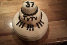 Pianino cake