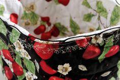 How to Make a Patchwork Drawstring Bag Japanese Bag, Japanese Style, Fabric Bags, Japanese Bag, Japanese Sewing, Japanese Style, Easy Sewing Projects, Sewing Tutorials, Drawstring Bag Diy, Retro Apron, Sewing Lessons, Fabric Bags