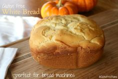 Making gluten free breads easier!   There is just something about a home baked loaf of bread, the fresh aroma while it's baking, the bite of the first slice of warm bread slathered in butter and ja...