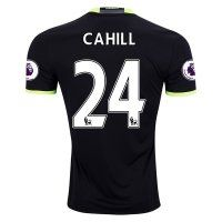 Chelsea Away 2016-17 Season Soccer Shirts #24 CAHILL Jersey