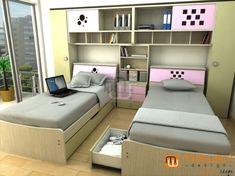 Mawen Design - Muebles Rosario, Buenos Aires, Córdoba, Neuquén, Cama nido, Cama…