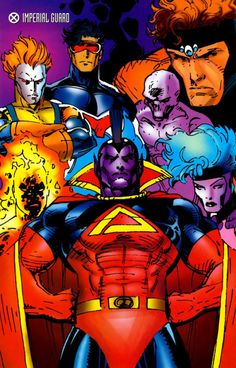 Imperial Guard by Jim Lee