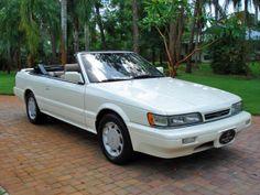 1991 Infiniti M30 Convertible