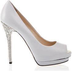 d4131ed6d2762 guiseppe zanotti shoes in white | Giuseppe Zanotti Crystal-encrusted Heel  Court Shoes in White