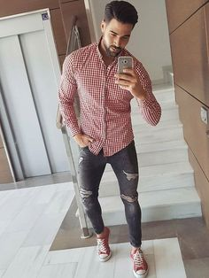 Shirt & Jeans  - Presented by the Molly & Claude Team Realtors Ottawa http://www.99wtf.net/men/mens-fasion/mens-urban-trouser-2016/