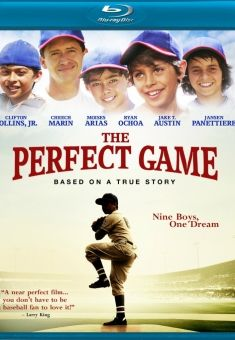 """""""The Perfect Game"""" (El Juego Perfecto) - Christian Movie/Film on Blu-ray. Check out Christian Film Database for more info - http://www.christianfilmdatabase.com/review/the-perfect-game-el-juego-perfecto/"""