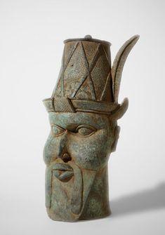 Ancient Artefacts, Ancient Jewelry, Egyptian Art, Art Auction, Tribal Art, Sculptures, Bronze, Studios, Logo