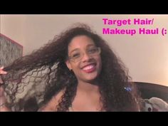 Target Hair/Makeup Haul! (: | EbonyJayBeauty