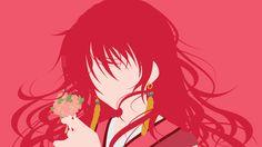 Princess Yona from Akatsuki no Yona | Minimalist by matsumayu on DeviantArt