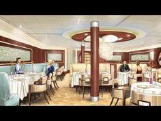 www.cruisejournal.de #Kreuzfahrt #Cruise #Sylt #Gosch #MeinSchiff  Folge 18: Restaurants & Bistros