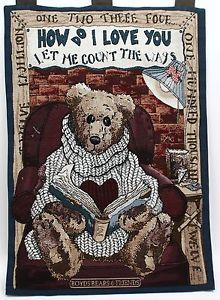 Hanging Tapestry Boyds Bears And Tapestries On Pinterest