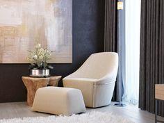 Large Eco-Minimalist Home with Scandinavian interior Design