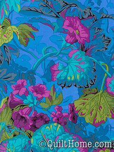 Philip Jacobs PWPJ013-GrandioseTurquoise Fabric