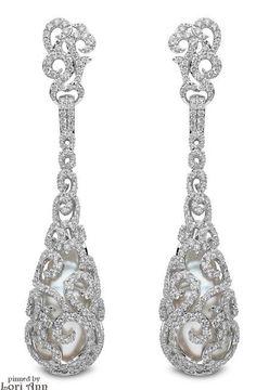 Yoko London Mayfair Earrings