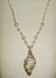 I like this shell necklace.