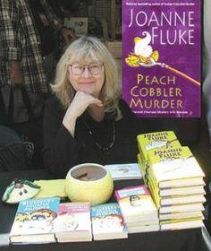 Joanne Fluke my very favorite author!