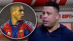 (Video) Ronaldo explica por qué dejó al Barcelona en 1997