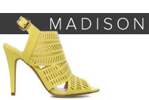Mellow yellow! Such a fun pop of color.