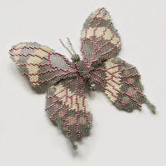 Koralikowy zawrót głowy: Noworoczne motyle