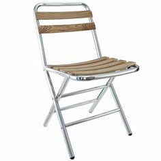 Transmit Modern Indoor/Outdoor Accent Folding Chair