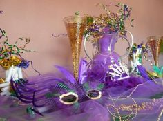 Mardi Gras Purples !   - AT Yahoo! Search Results