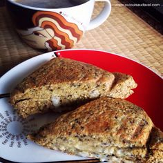 OuiOui Saudável: Pão de aveia e quinoa, sem glúten