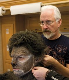 Rick Baker - Make-up Artist